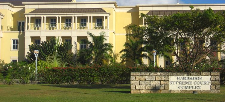 Barbados Supreme Court Complex