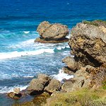 Barbados scenic lookout