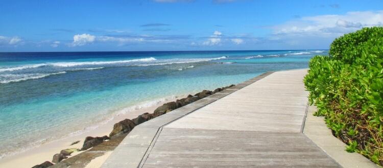 Stroll The South Coast Boardwalk
