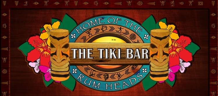 Chill out at Tiki Bar