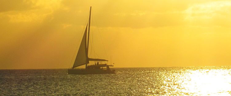 Barbados sunset cruise