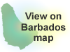 View on Barbados satellite map