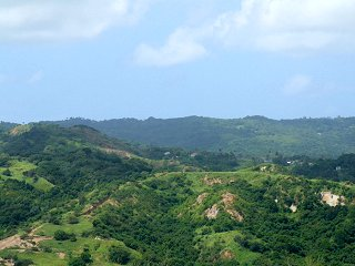 Mount Hillaby Barbados