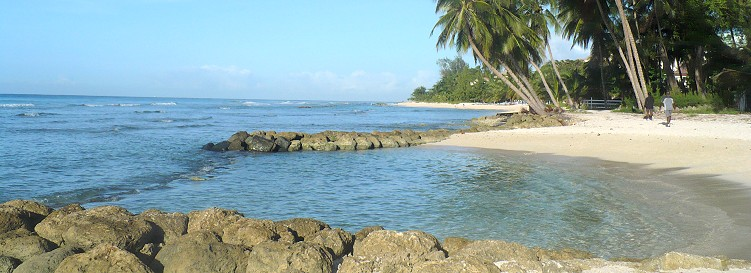 Barbados tidal pools