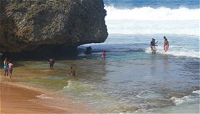 Bathsheba pools