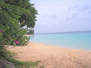 Gibbes beach, Barbados