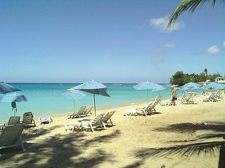 Part of your Barbados vacation?