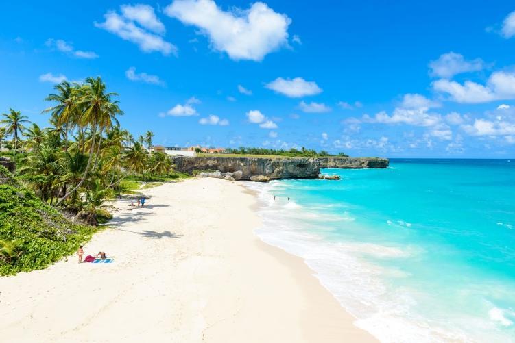 Barbados Beaches: Bottom Bay beach