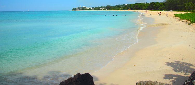 The Beach At Brandons Barbados