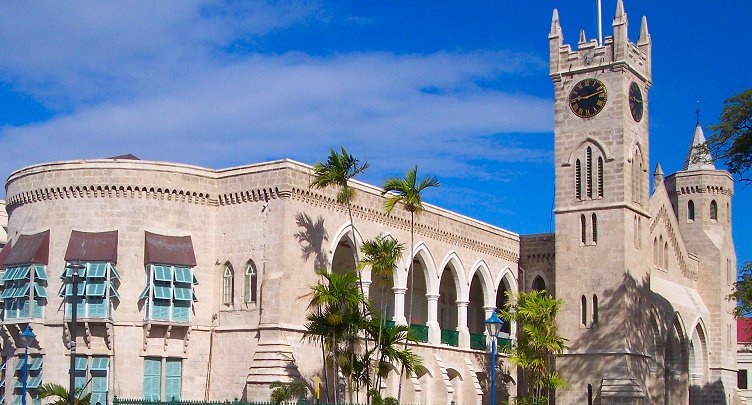 Parliament Buildings, Barbados
