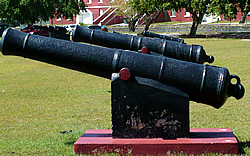 Cannon Collection at The Garrison