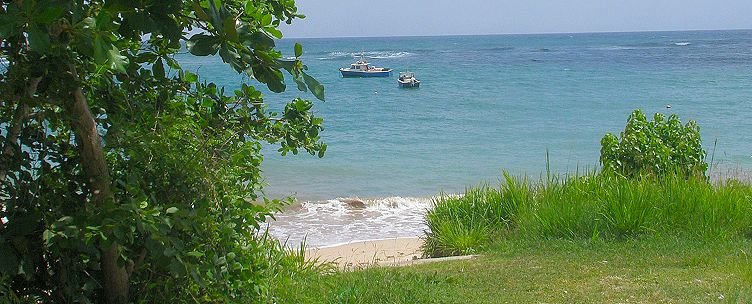 Conset Bay, Barbados