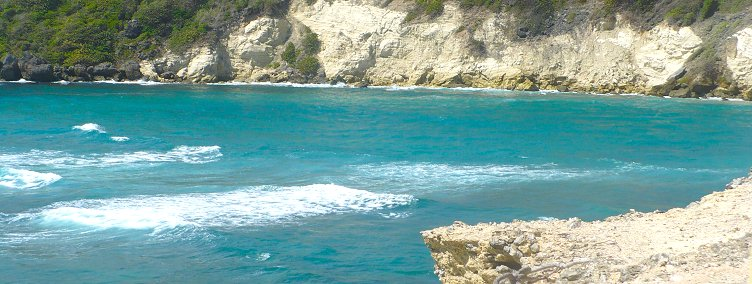 Cliffs at Cove Bay, Barbados