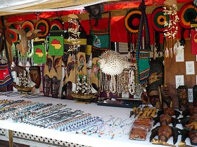 Barbados crafts