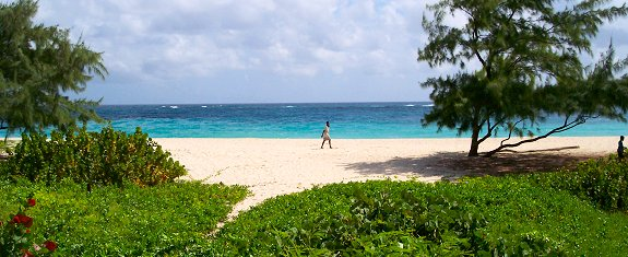 Welcome to Foul Bay beach, Barbados