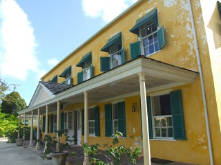 George Washington House, Barbados