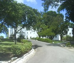 Government House Barbados