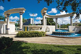 Independence Square Barbados