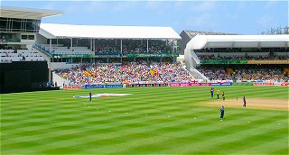 Cricket at Kensington Oval