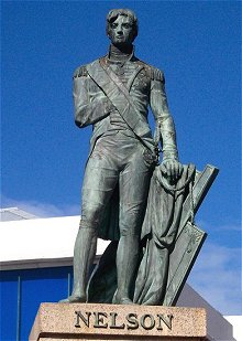 Lord Nelson Statue, Barbados