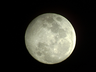 View the moon and other celestial objects at the Barbados observatory