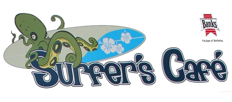 Enjoy a bite to eat and an amazing view at Surfers Cafe