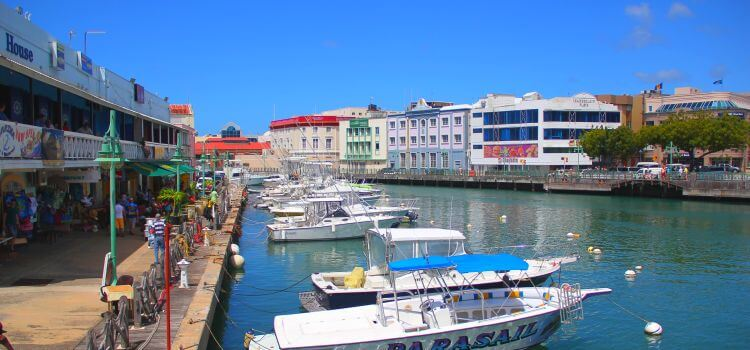 Bridgetown Waterfront