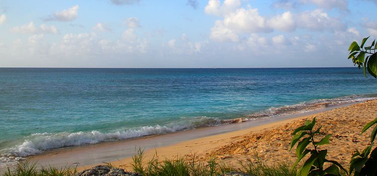 Walk on golden sands & bathe in turquoise waters!