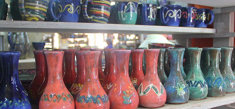 Earthworks Pottery, Barbados