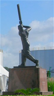 Statue of Sir Garfield Sobers