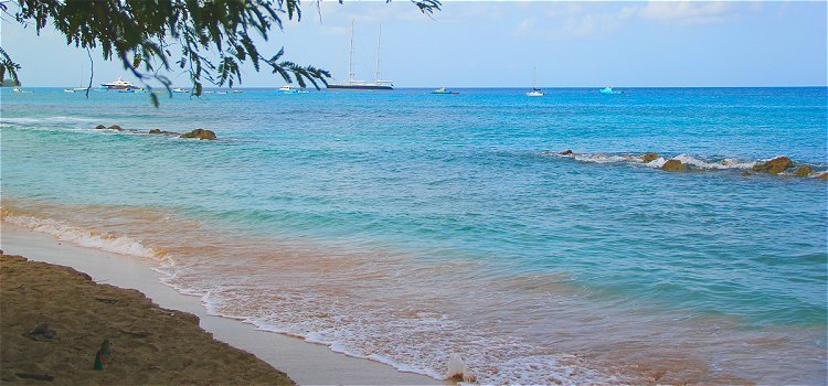 Smitons Bay, Barbados