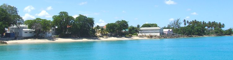 Speightstown coastline