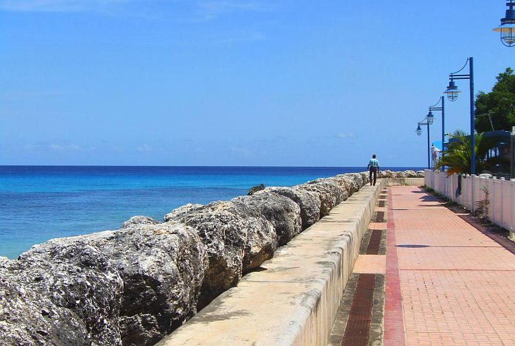 Speightstown Boardwalk