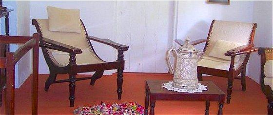 Captivating ... Antique Mahogany Furniture At Springvale Eco Heritage Museum ...