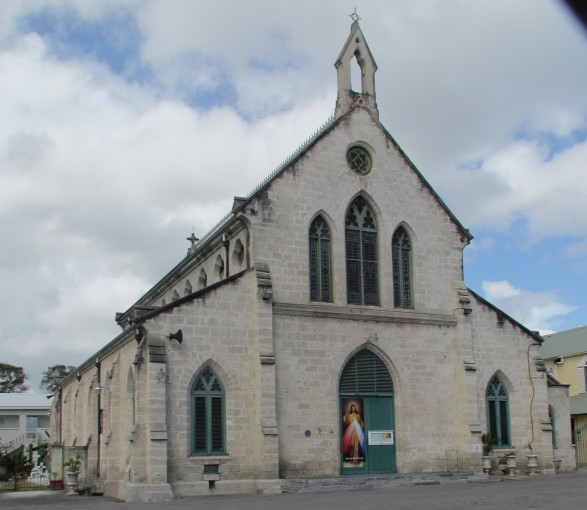 St. Patrick's Roman Catholic Cathedral Barbados