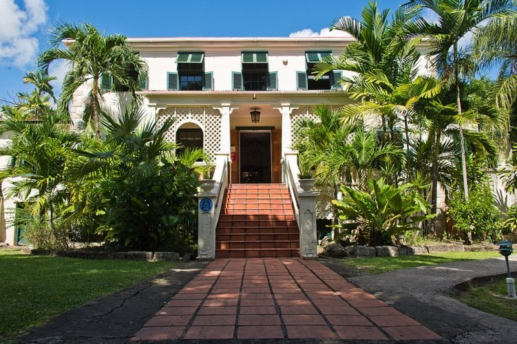 Sunbury Plantation House, Barbados