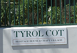Tyrol Cot Heritage House & Craft Village, Barbados