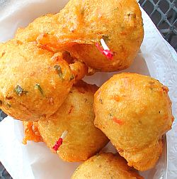 Barbados Fishcakes