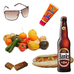 Shop for snacks, groceries and supplies in Barbados!