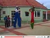 view Stiltmen Dancing at Pelican Craft Center