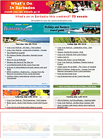 What's On In Barbados newsletter