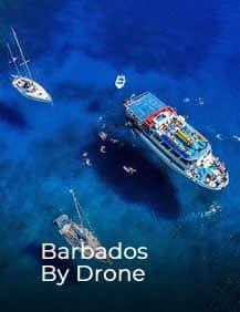 Barbados By Drone