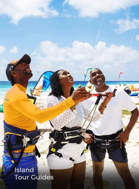 Island Tour Guides