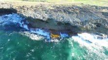 Natural Beauty Of Barbados' Coastline